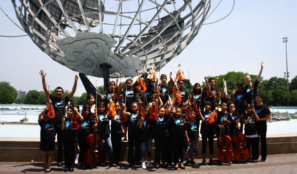 Corona Youth Orchestra.
